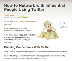 influential people twitter